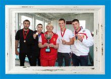 Чемпионы – золотой фонд